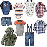 Baby Boy OshKosh B'gosh® Little Pilot Mix & Match Outfits