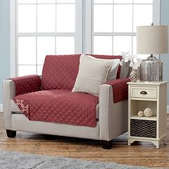 Home Fashion Designs Adalyn Lattice Slipcover Collection by