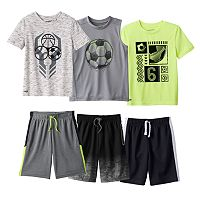 Boys 4-10 Jumping Beans® Active Mix & Match Collection