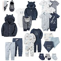Baby Boy Carter's Little Fella Mix & Match Collection