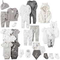 Baby Neutral Carter's Little Peanut Mix & Match Collection