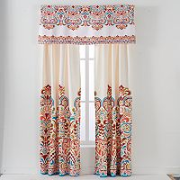 Lush Decor Clara Window Treatment Collection