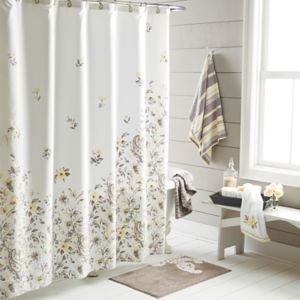 One Home Taylor Floral Shower Curtain Collection