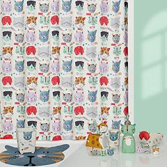 Creative Bath Kitty Bath Accessories Collection by