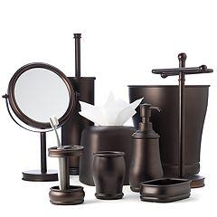 interDesign Brisbane Bathroom Accessories Collection