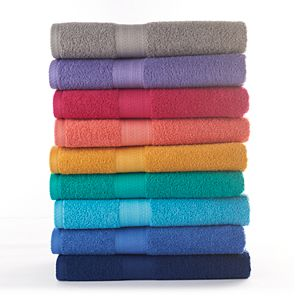 The Big One® Brights Bath Towel Collection