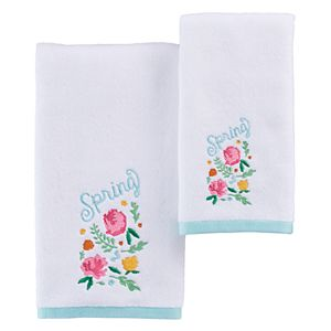 Celebrate Spring Together Spring Bath Towel Collection