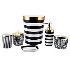 Click here to buy Allure Home Creations Derby Bath Accessories Collection.