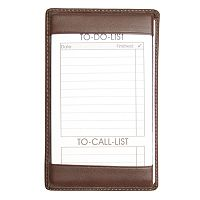 Royce® Leather Note Jotters