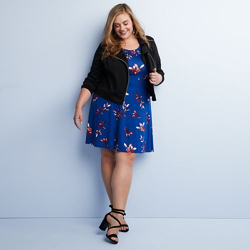 b4db0a4e Plus Size EVRI Date Night Outfit