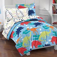 Dream Factory Dinosaur Bed Set