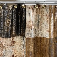Popular Bath Zambia Shower Curtain Collection