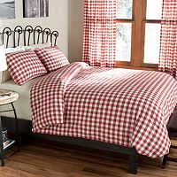 M. Style Classic Check Duvet Cover Collection