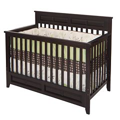 Child Craft Logan 4-in-1 Crib Set by