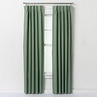 A.L. Ellis Crosby Pinch-Pleat Window Panel Pair