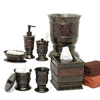 India Ink Prescott Bathroom Accessories Collection