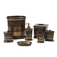 India Ink Desoto Bathroom Accessories Collection