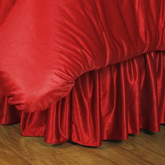 Detroit Red Wings Bedskirt by