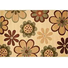 Click here to buy Safavieh Porcello Retro Floral Rug.