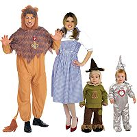 Wizard of Oz Costume Collection