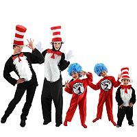 The Cat in the Hat Costume Collection