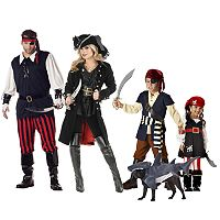 Pirate Costume Collection