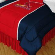 St. Louis Cardinals Sidelines Bedding Coordinates