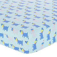 Sumersault Dog Crib Bedding Coordinates