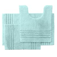 Simply Vera Vera Wang Simply Cotton Bath Rug Collection