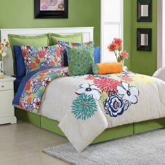 Fiesta Lucia Reversible Bedding Collection by