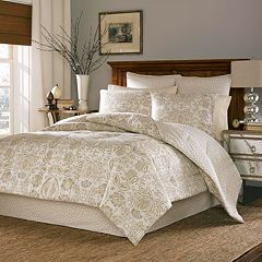 Click here to buy Stone Cottage Belvedere Reversible Bedding Collection.