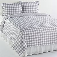Elite Home Products Harvard Duvet Cover Set