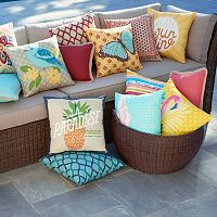 SONOMA Goods for Life™ Indoor Outdoor Cushions & Pillows