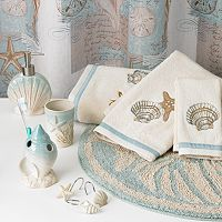 Coastal Moonlight Bathroom Accessories Collection
