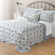 Home Classics Clair Jacobean Reversible Bedspread Collection