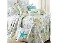 Coastal Queen Size Quilts