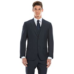 Savile Row Modern-Fit Navy Suit Separates Men