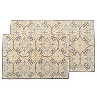 Maples Rugs Izzy Medallion Bath Rug