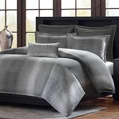Click here to buy Metropolitan Home Shagreen Bedding Collection.