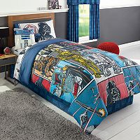 Star Wars Reversible Bedding Collection