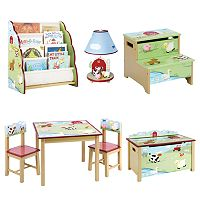 Guidecraft Farm Friends Furniture Collection