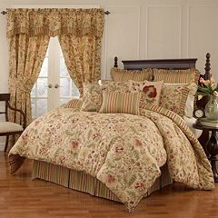 Waverly Imperial Dress Reversible Bedding Collection by