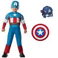 Marvel Captain America Build a Costume Collection