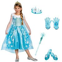 Disney's Frozen Elsa Build a Costume Collection