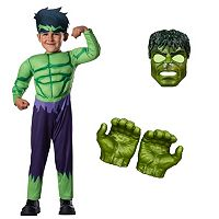 Marvel Hulk Build a Costume Collection