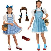 The Wizard of Oz Dorothy Build a Costume Collection