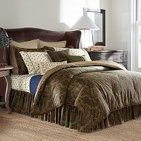 Chaps Home Beekman Place 300-Thread Count Sateen Reversible Duvet Cover Collection
