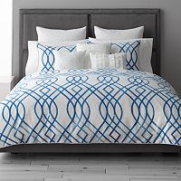 Simply Vera Vera Wang Watercolor Reflection Duvet Cover Collection