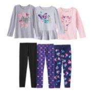 Jumping Beans® Mix & Match Coordinates - Girls 4-10
