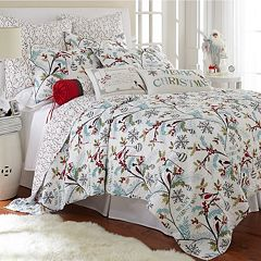Mistletoe Bedding Collection by